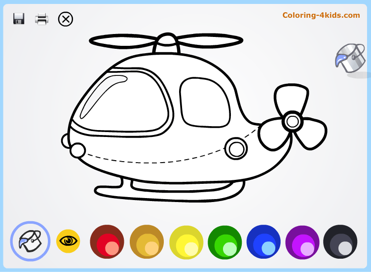 20 Best Transportation Coloring Pages Images On Pinterest