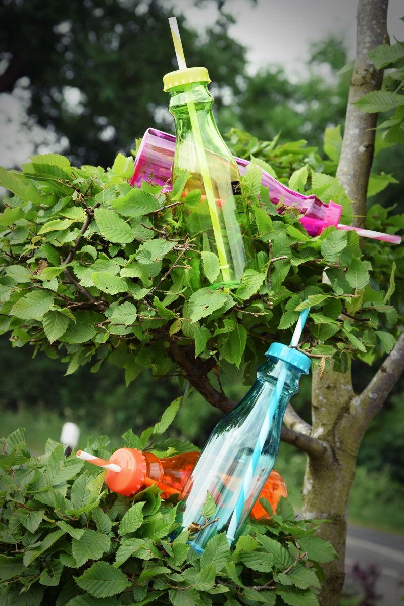 ZAK hat viele verschiedene Fläschchen, die auch perfekt für Kids sind die nicht immer ein Auge auf ihr Getränk haben und keine Wespen mögen