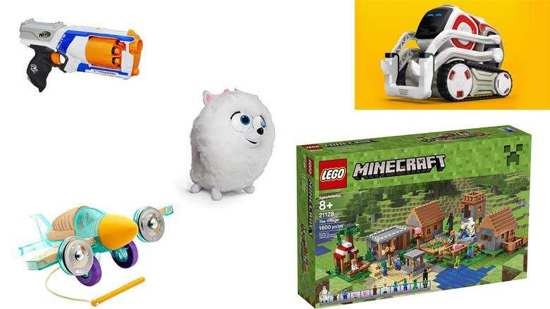 there are so many great new toys this year including new items from nerf hot wheels anki and more here are our top 58 hottest new christmas toys of
