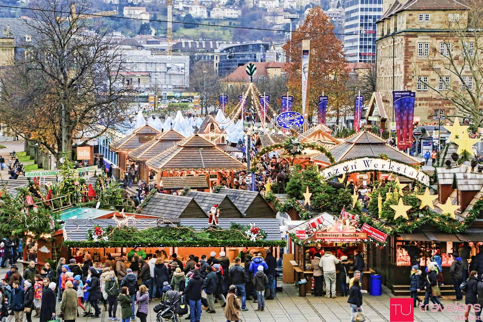 14 Best Christmas Markets in Europe Christmas markets