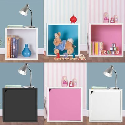 Bookcase Wall #storage #stackable Colourful #cubes Childrens Bedroom  Furniture, View More On