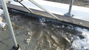Flat Roof Repair Edmonton Gum Box June 10 2015 Flat Roof Repair Roof Repair Flat Roof