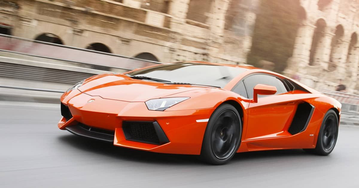 Lamborghini Aventador Coupe Technical Specifications Pictures