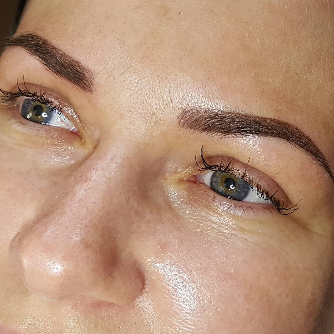 Back to school special book a microblading session or