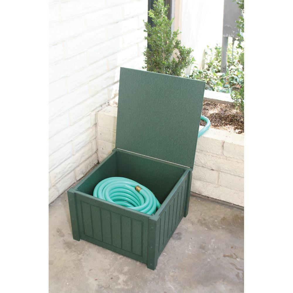17 Best 1000 images about Garden Hose storage on Pinterest Gardens