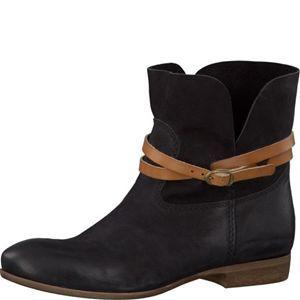 Schuhe BLACKCUOIO Tamaris 25333 Art1 1 Stiefelette 32041 fb6Y7gy