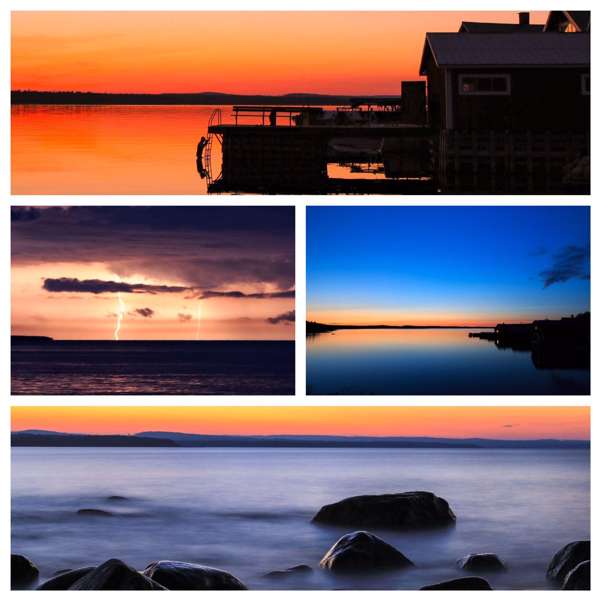 Evenings at Rönnskär