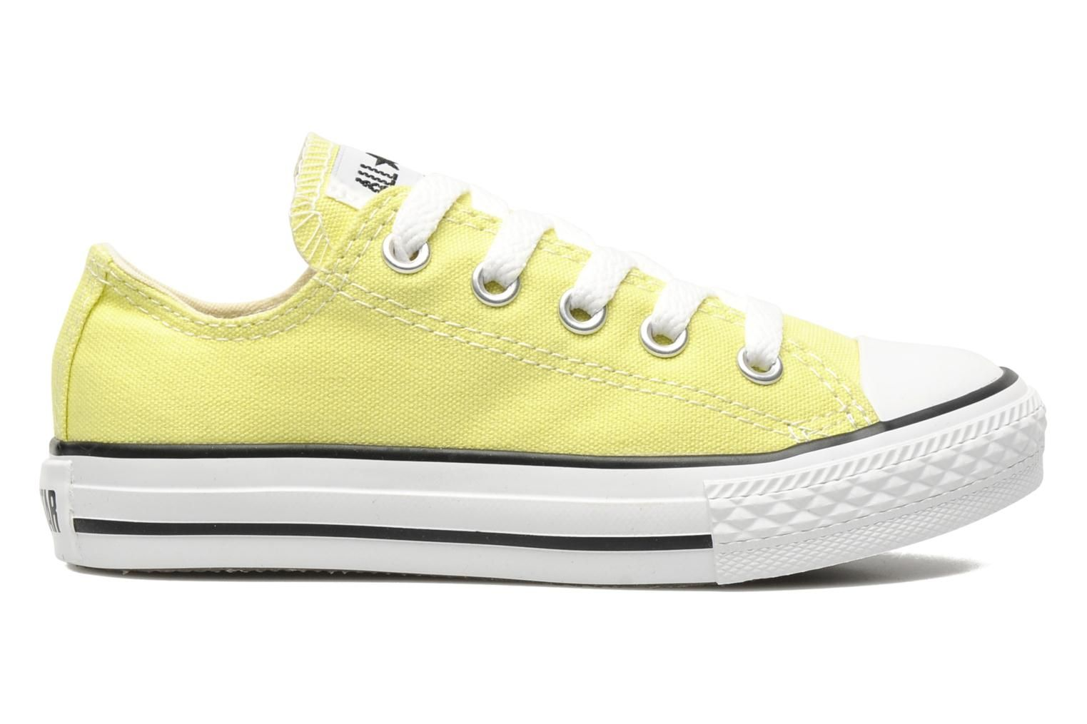 low priced 9ba41 2ab24 Chuck Taylor All Star Ox K Converse (Jaune)   livraison gratuite de vos  Baskets