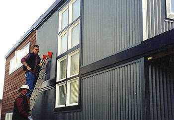Commercial metal siding... Visit us: www ...