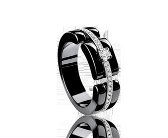 CHANEL Ultra Ring Engagement Ring Wedding Pinterest