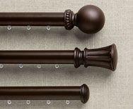 Lexington Traversing Smith And Noble Beautiful Curtain Rod