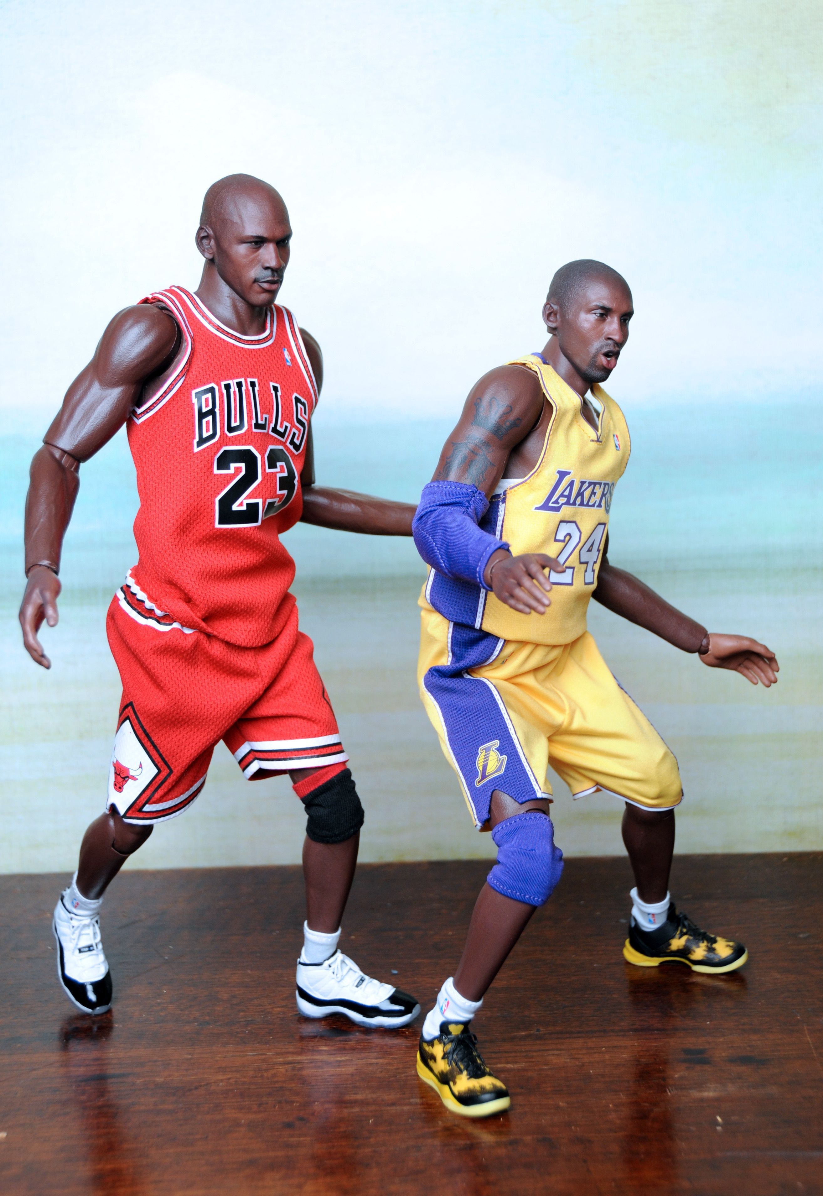 11811cddef7ab5 Michael Jordan is the greatest basketball player of all time and now he s  coupled in 1
