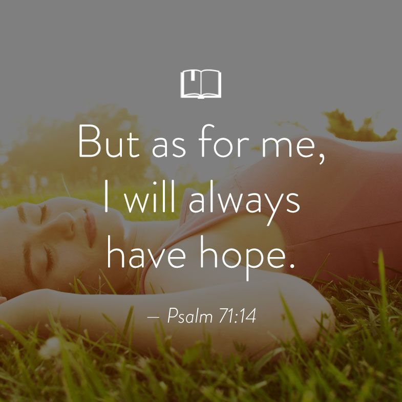 Image result for bible quotes about hope