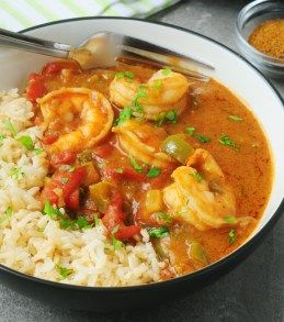 Authentic Cajun Shrimp Etoufee - Alison's Allspice #cajundishes