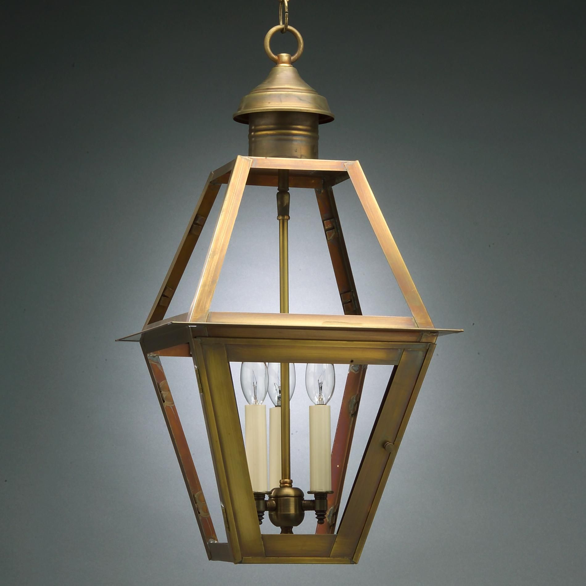 Restoration Warehouse Boston Hanging Lantern porch - available different finishes