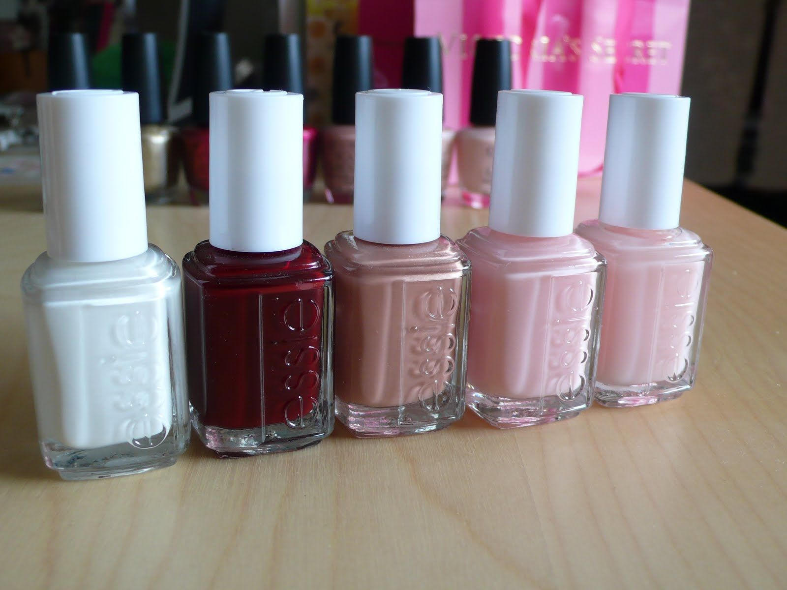 Fishball\'s corner!!: Spring Nails!! OPI and Essie nail polish ...