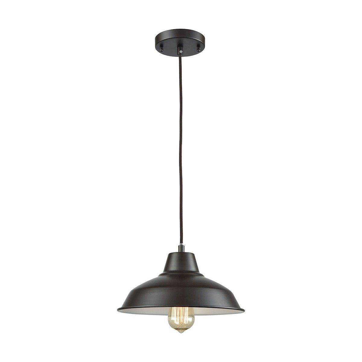 Thomas lighting cn770141 classic loft 1 light pendant in oil rubbed thomas lighting cn770141 classic loft 1 light pendant in oil rubbed bronze arubaitofo Image collections
