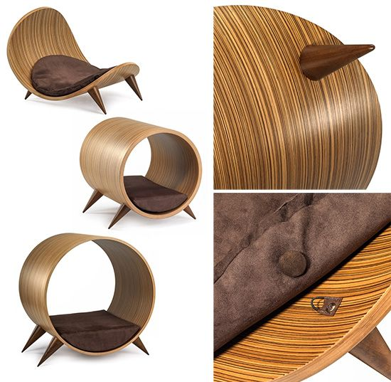 luxury pet furniture. SuperFine Luxury Pet Furniture From Italy | Furniture, Cat And Tree Pinterest