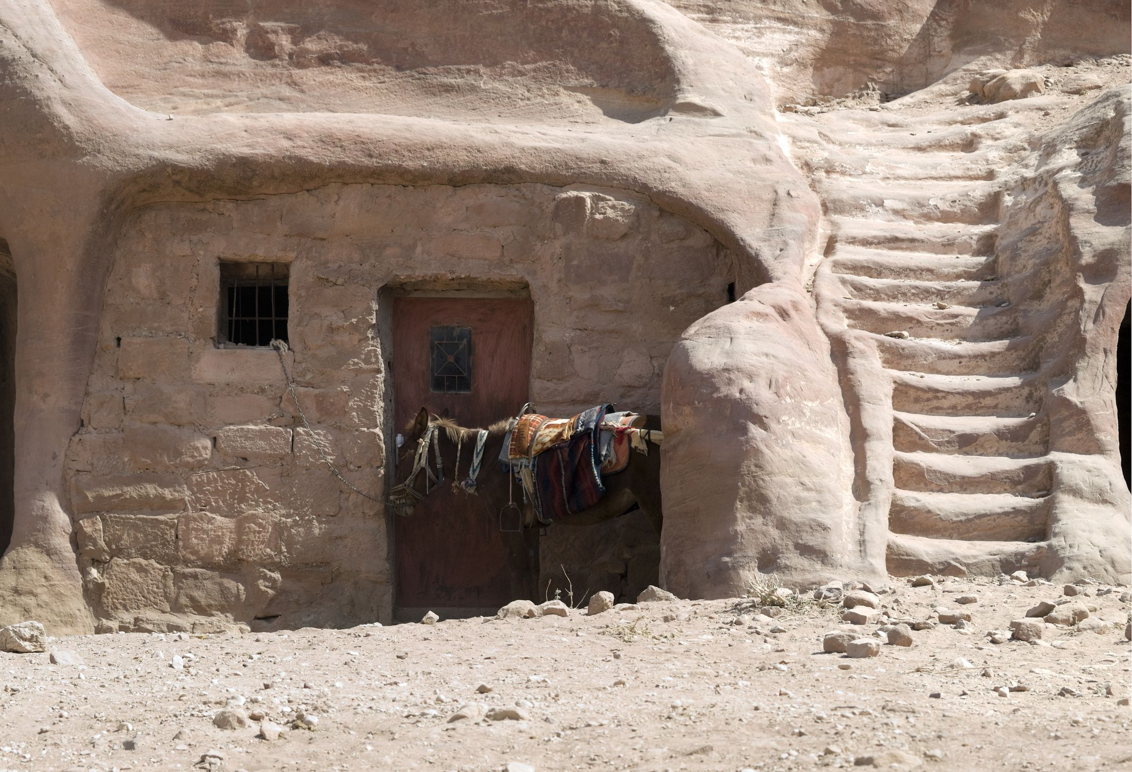 ancient israel houses