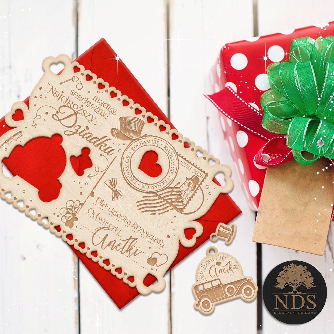 Zdobione Kartki Dla Babci I Dziadka Rozne Wzory Gift Wrapping Gifts Wrap