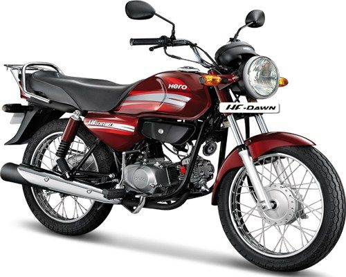 Hero Hf Dawn Price Specifications In India Bike Prices Bike