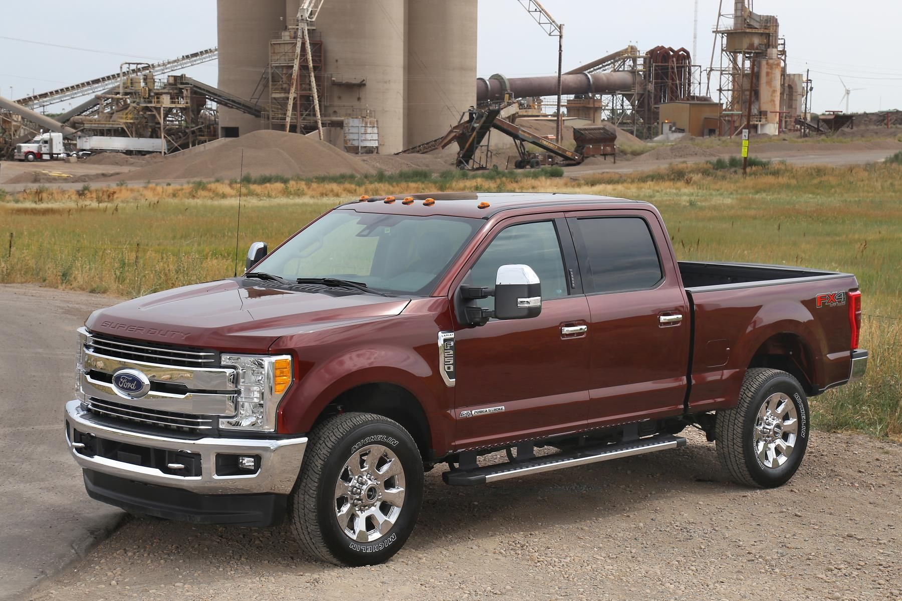 Ford comes top in heavy duty pick up tests