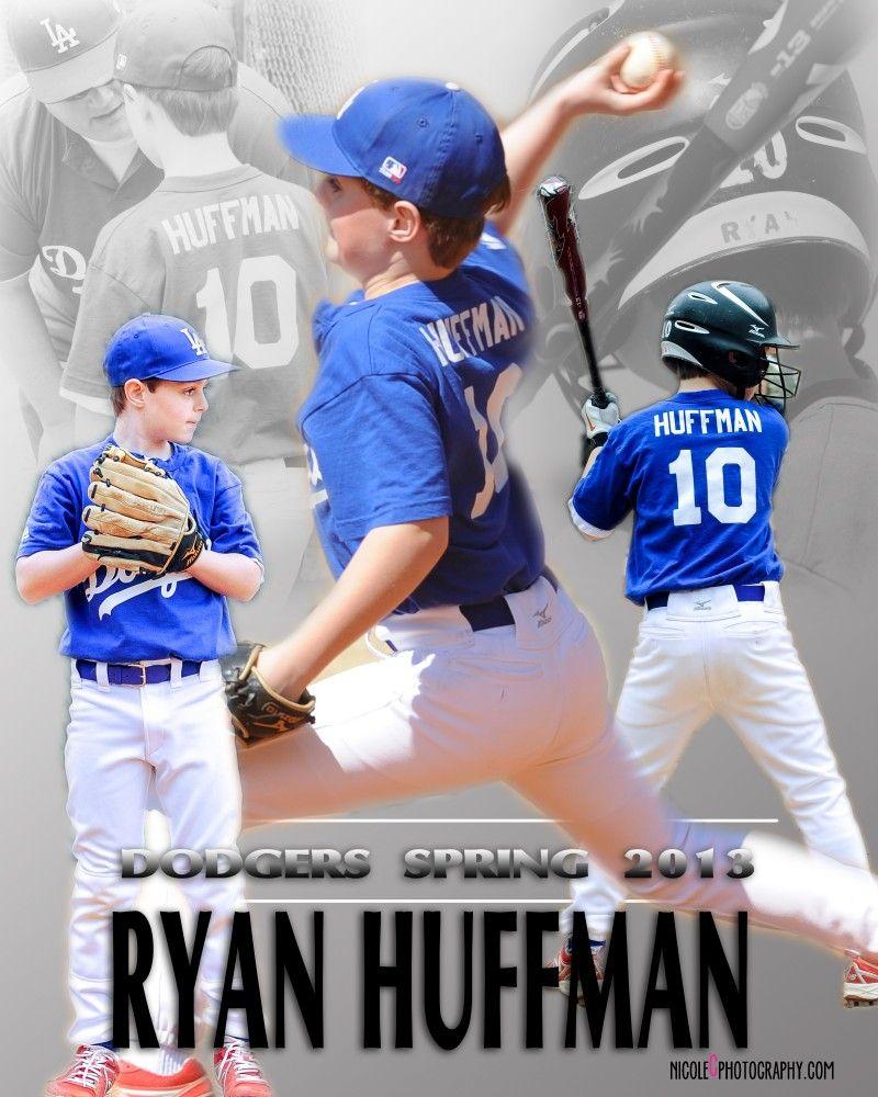 Baseball Team Poster Sport Portraits Baseball Photography Baseball Team