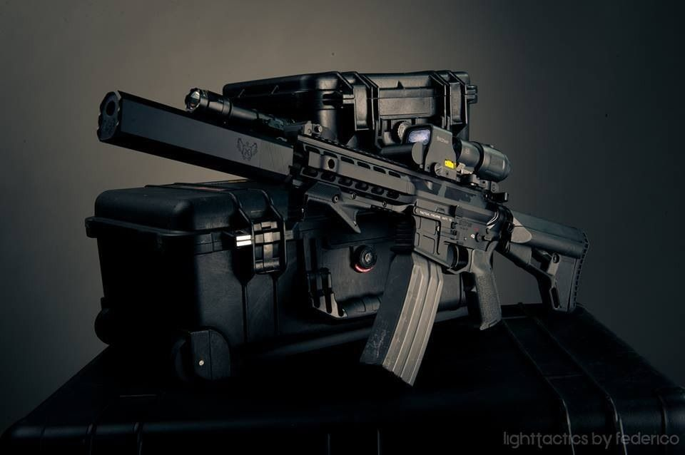 faramon: Dat fuckind beautiful Osprey Suppressor … every God