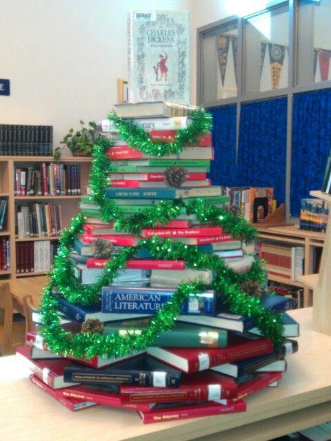 Librarian Christmas Tree!