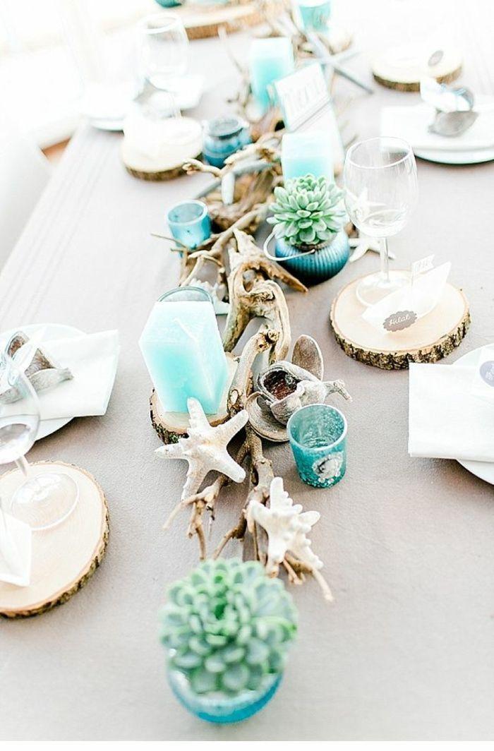 Photo of Decoraciones para la mesa de la boda: 88 ideas únicas para su fiesta