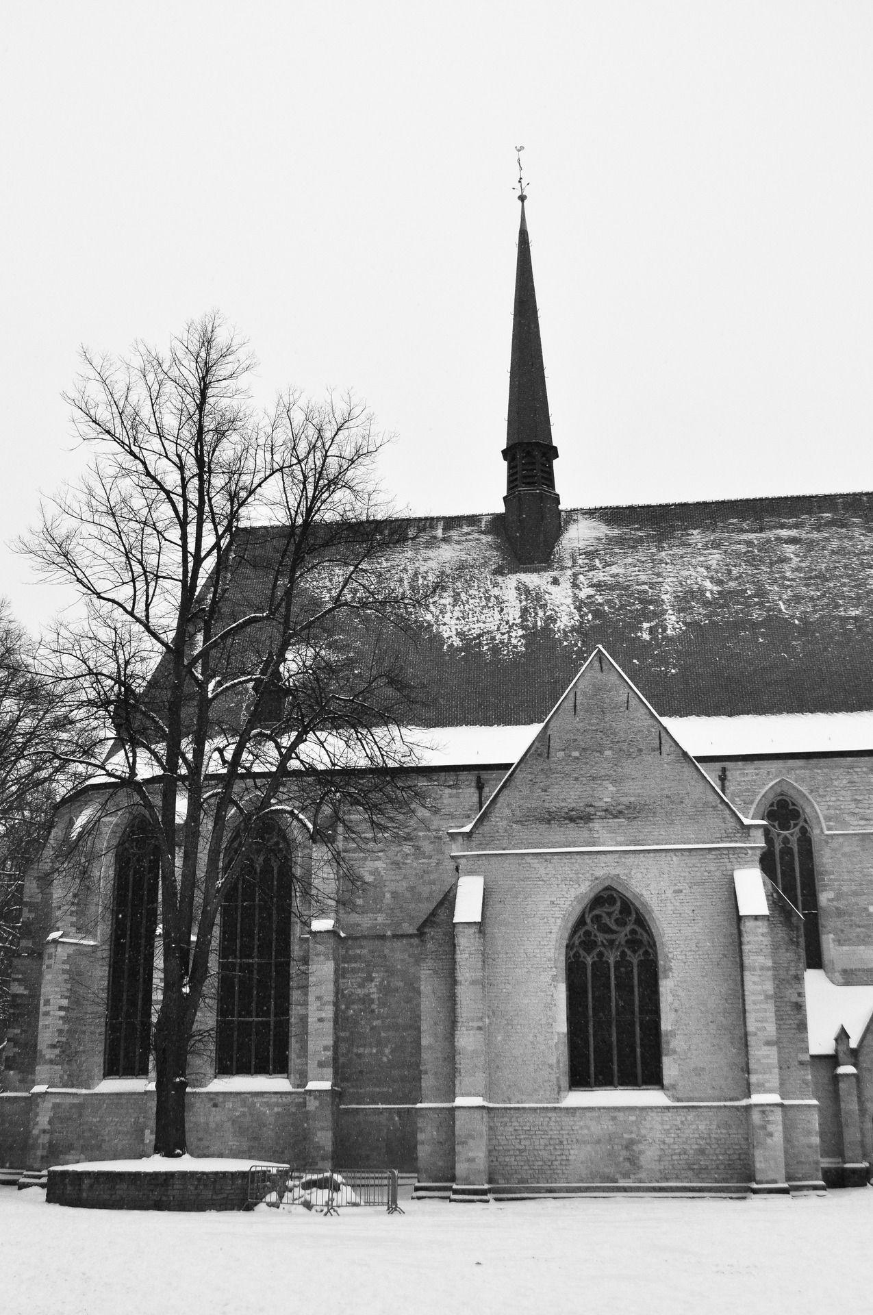 Abbey de la Cambre - Brussels, Belgium