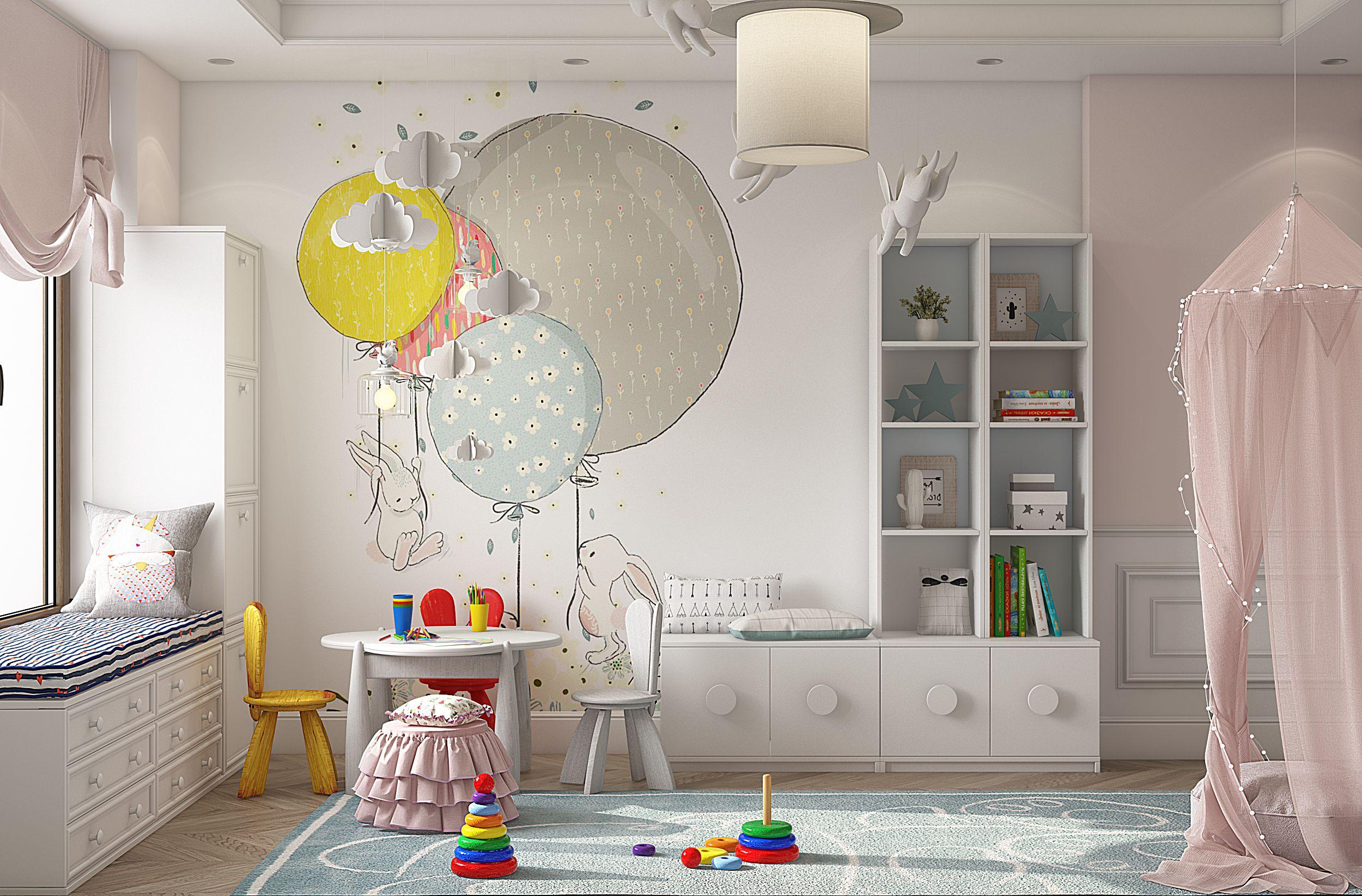 Camerette Per Neonati Femmine : Pin di miki su camerette per neonato