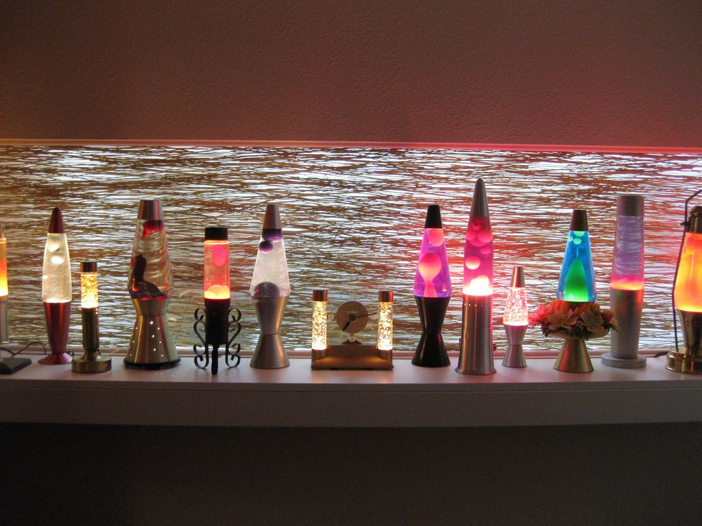 Lava lamp room - Lava Lamp Collection By Craft Room