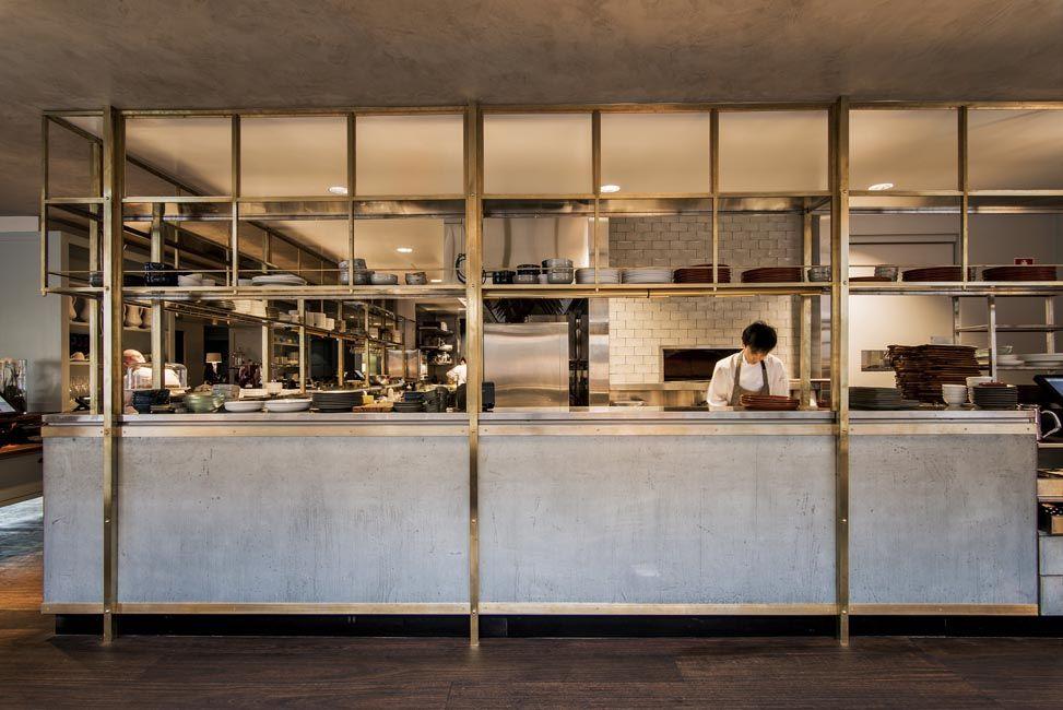 The hotel centennial sydney 39 s hottest new restaurant for Hotel kitchen design