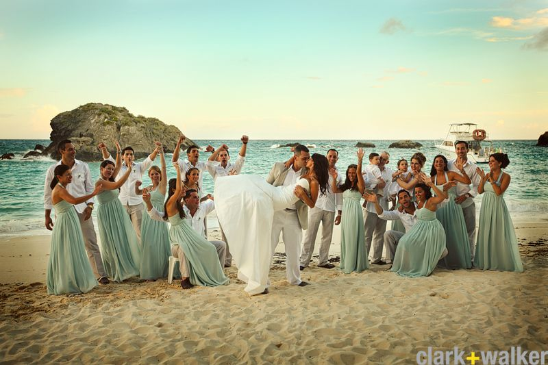 Hopefully The Sun Is Shining On Our Day Bermuda Weddings