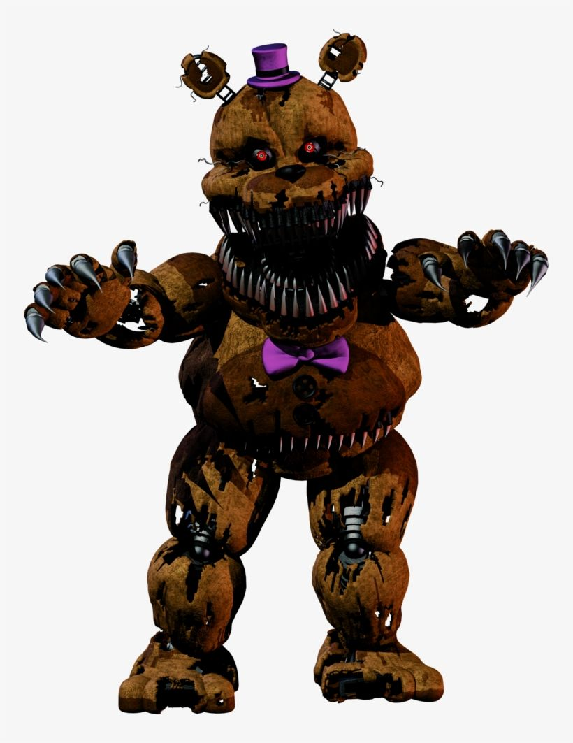 Download Nightmare Foxy Fredbear Nightmare Png Image For Free Search More Creative Png Resources With No Backgrounds On Seekp Nightmare Fnaf Fnaf Characters