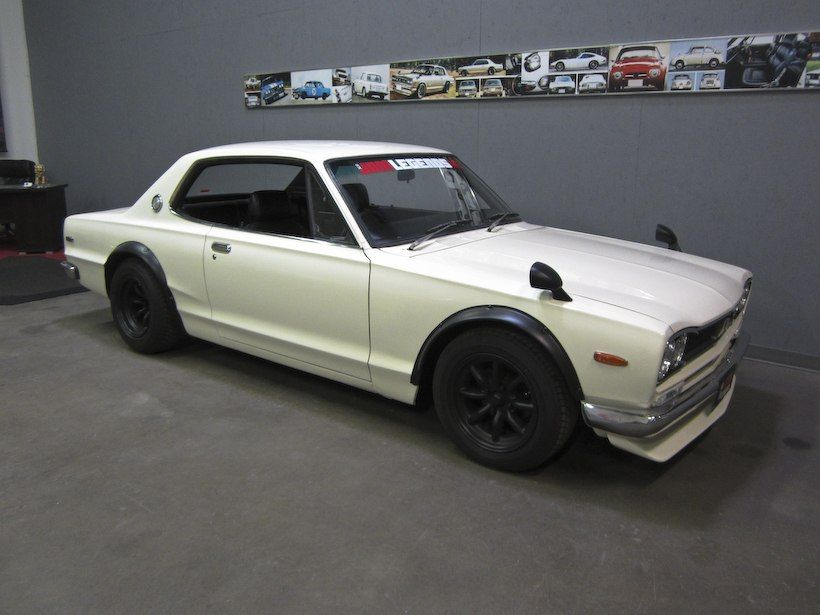 1972 Nissan Skyline For Sale