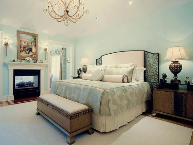 Transitional Bedrooms from Ron Nathan on HGTV  This elegant transitional  master bedroom features a soft. Transitional Bedrooms from Ron Nathan on HGTV  This elegant