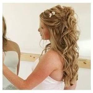 Pin By Sicily Love Weddings On Hair Wedding Hairstyles For Long Hair Wedding Hair Down Hair Styles