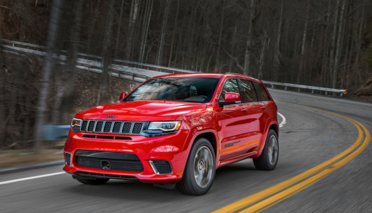 2018 Jeep Grand Cherokee Trackhawk Horsepower Jeep Grand