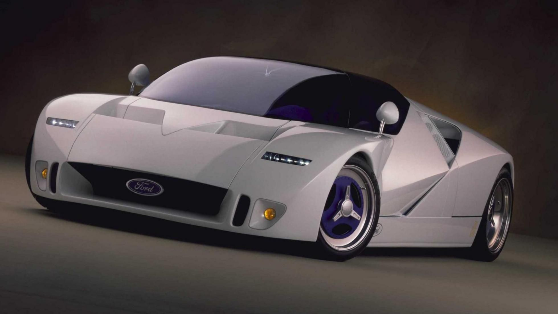 Nine of the best supercar concepts from the 90s in 2020