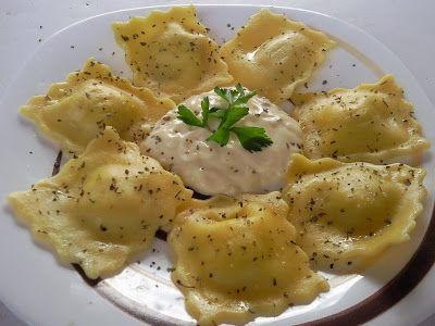 receta de relleno de ravioles
