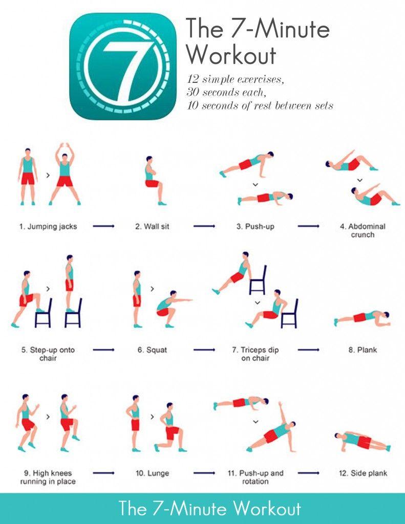 Epingle Sur Workout