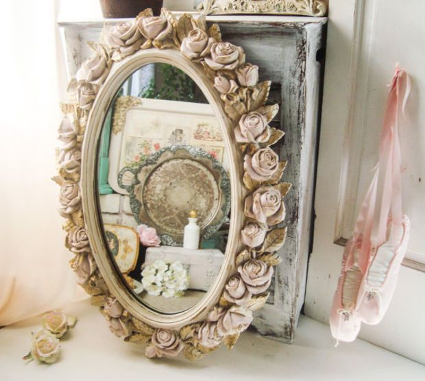i have this exact mirror as a hand me down from home interiors