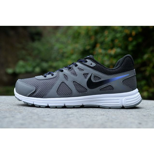 67ccbf11cc13 ... france mens nike revolution 2 msl dark gray black shoes 3c302 75ff5