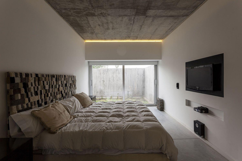 Galería de Casa M / Estudio Aire 10 Casas, Dormitorios