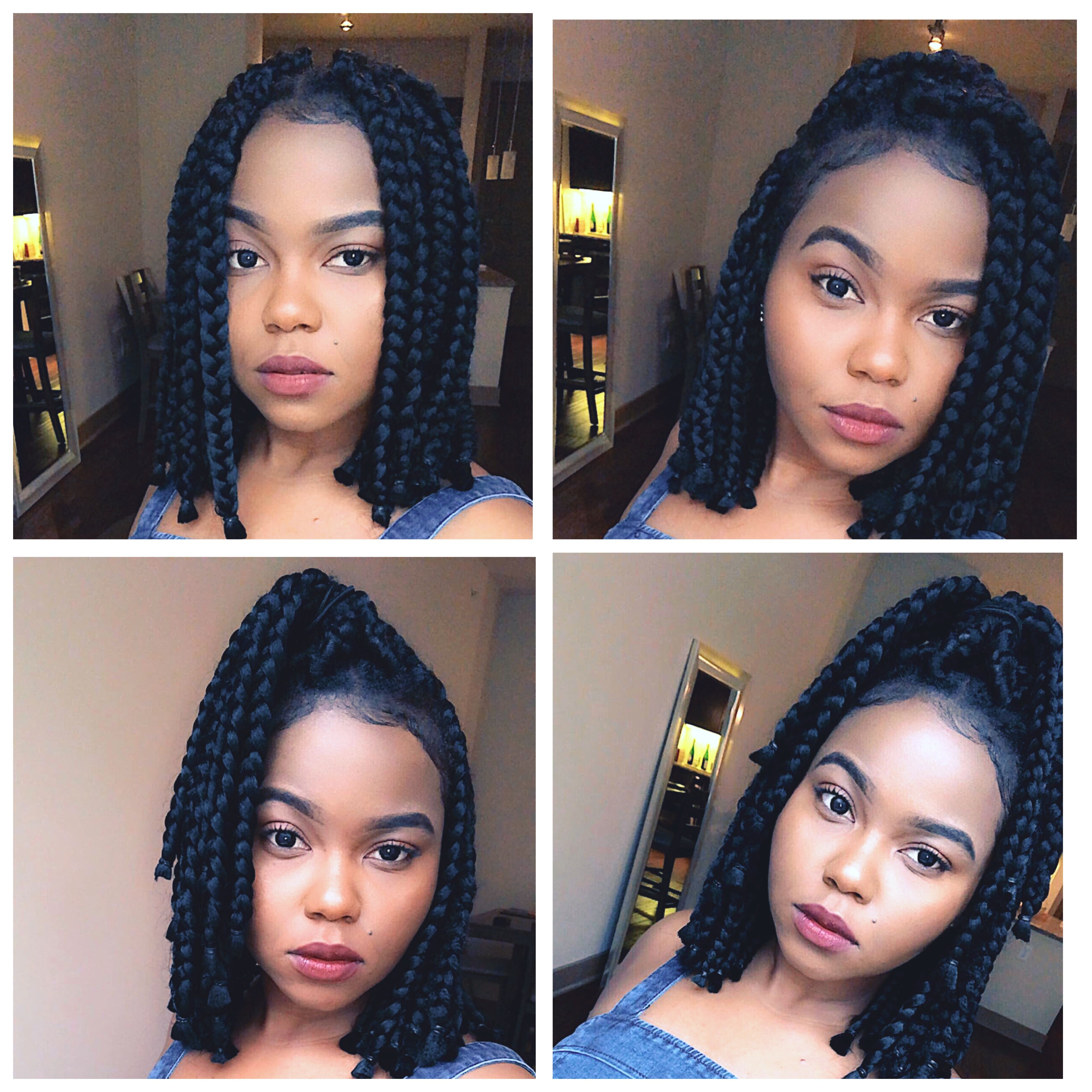 pin by willma ernestina🌻 on braids ❤️ in 2019   short box