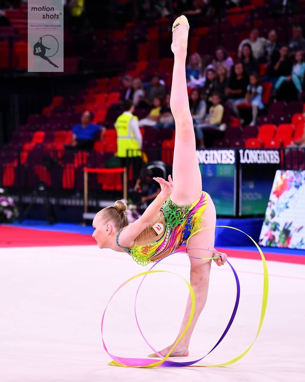Anna Sokolova (Cyprus), Junior World Championships (Moscow