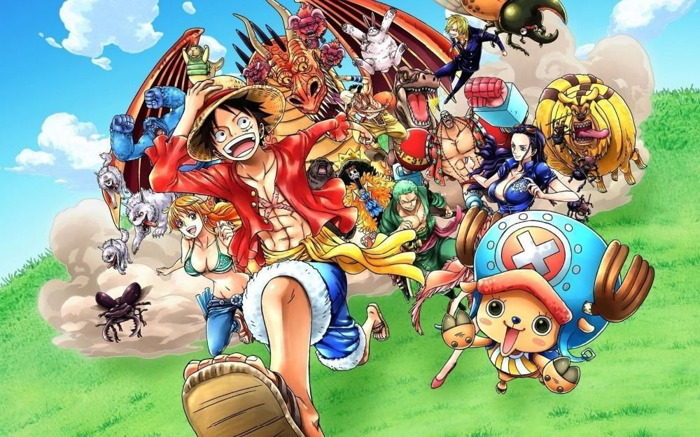 a55d05550 Join One Piece on thefandome.com and get free access to Advanced Geek  Blogging.