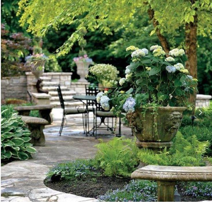 Beautiful gar pinterest terrazas casa hogar y jard n for Casa hogar jardin